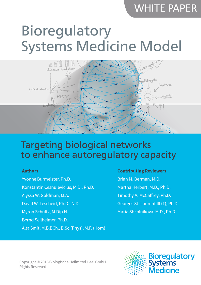 Bioregulatory Systems Medicine Whitepaper